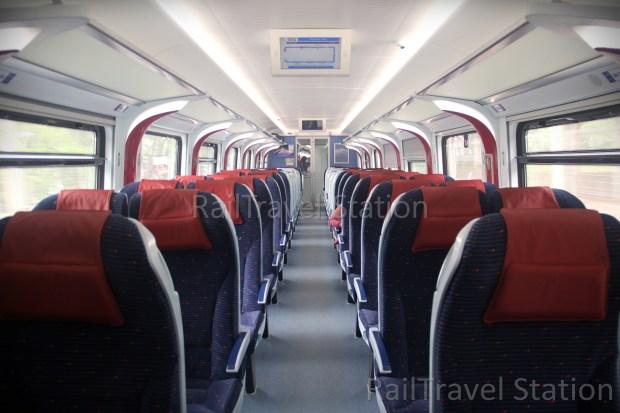 93 Class Interior