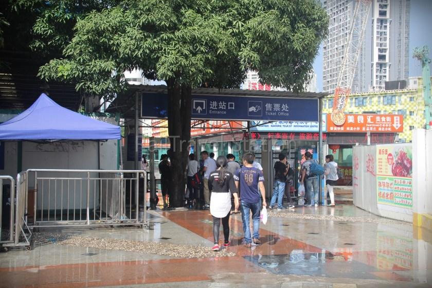 London to Singapore Day 28 Beijing to Nanning to Hanoi 18