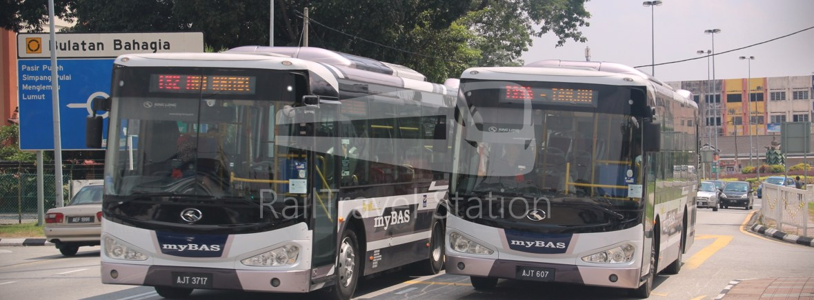 myBAS Ipoh Service Guide | Ipoh Local Bus Route Map, Fares