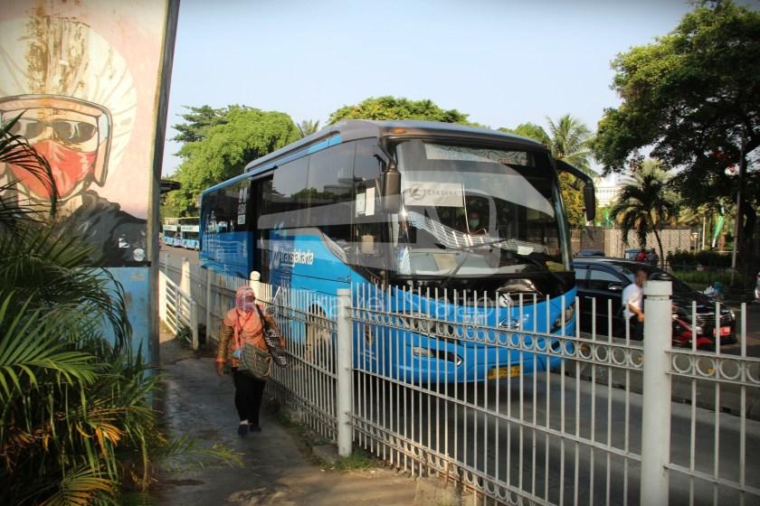 Singapore to Bali Day 3 Access to Gambir 15