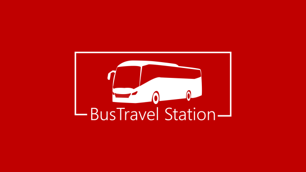 BusTravel Station Logo Full Screen Maroon 01
