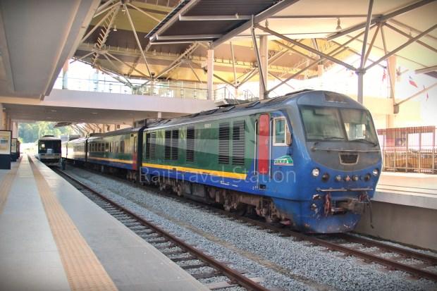 JKNS CNR Push Pull Train Tanjung Aru 01