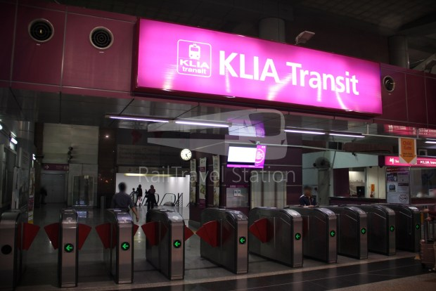 Klia Transit Kl Sentral To Klia2 By Train For Rm18 30 Rm4