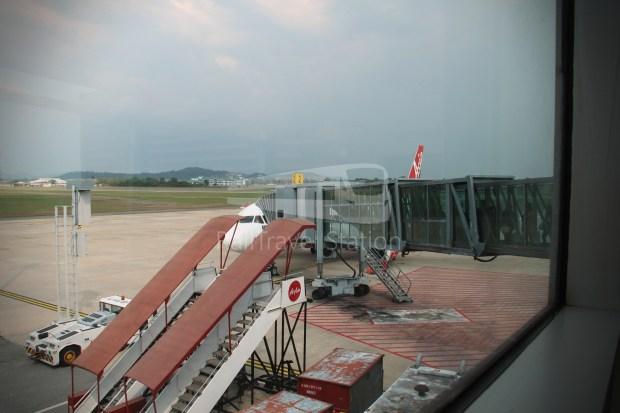AirAsia AK6173 AOR JHB Abandoned 019