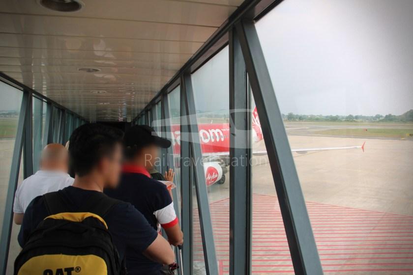 AirAsia AK6173 AOR JHB Abandoned 022