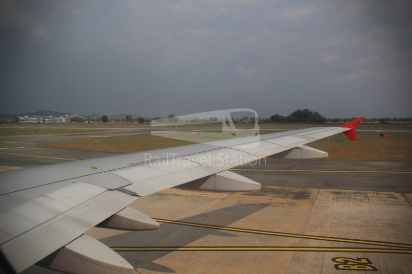 AirAsia AK6173 AOR JHB Abandoned 032