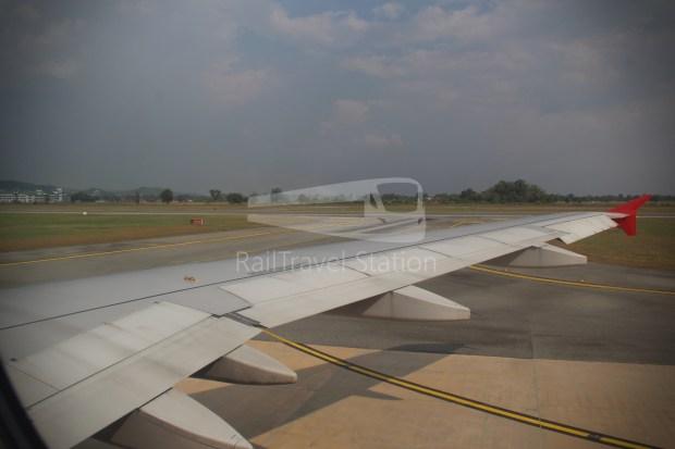AirAsia AK6173 AOR JHB Abandoned 033
