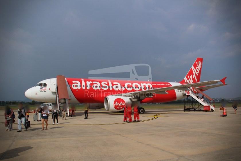 AirAsia AK6173 AOR JHB Abandoned 041