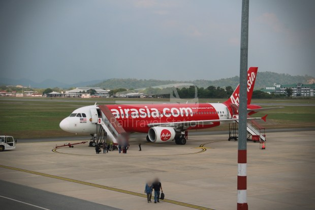 AirAsia AK6173 AOR JHB Abandoned 047
