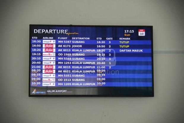 AirAsia AK6173 AOR JHB Abandoned 050