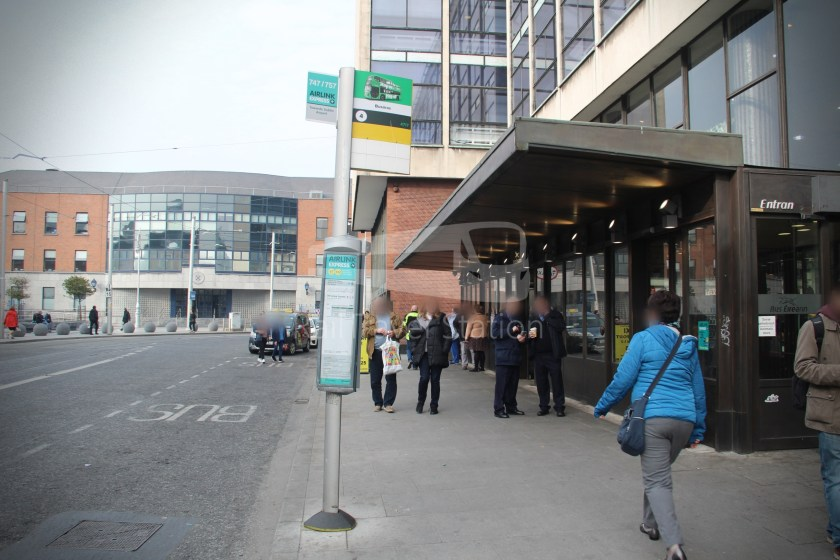 Airlink Express 757 Busaras Central Bus Station Dublin Airport 008