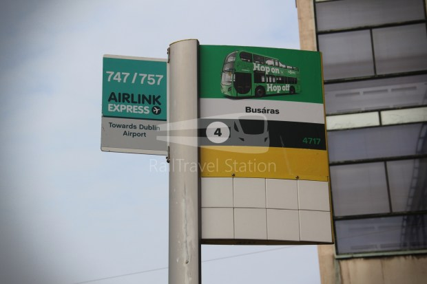 Airlink Express 757 Busaras Central Bus Station Dublin Airport 009