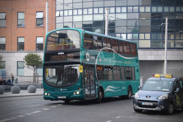 Airlink Express 757 Busaras Central Bus Station Dublin Airport 014