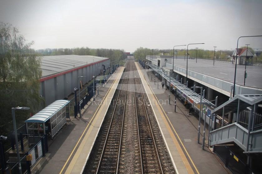 Chiltern Railways Bicester Village Oxford 018