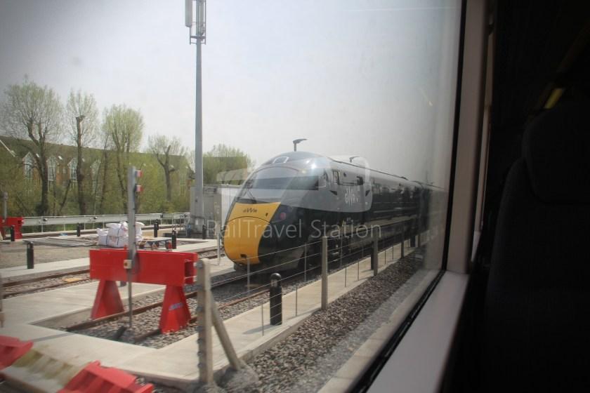 Chiltern Railways Bicester Village Oxford 039