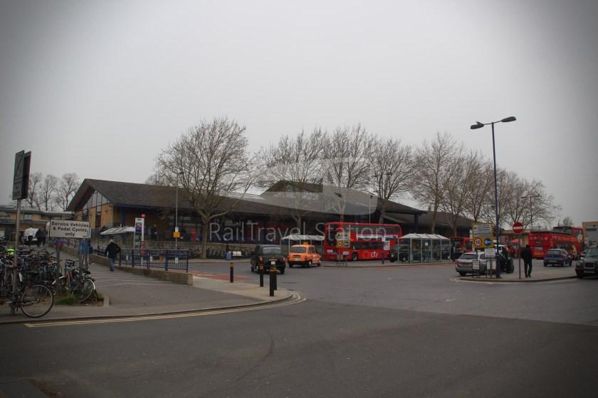 CrossCountry Oxford Birmingham International 001