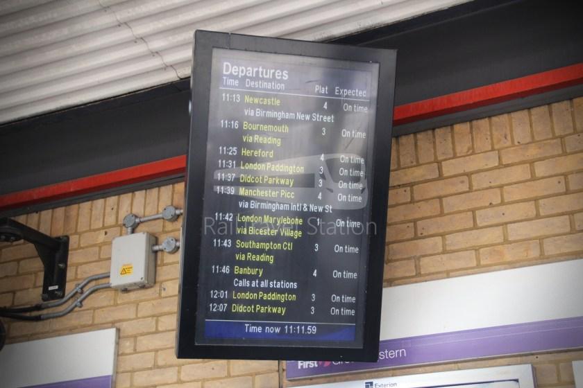 CrossCountry Oxford Birmingham International 013