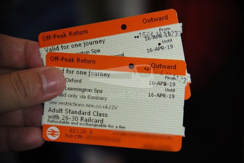 CrossCountry Oxford Birmingham International 037