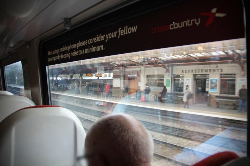 CrossCountry Oxford Birmingham International 038