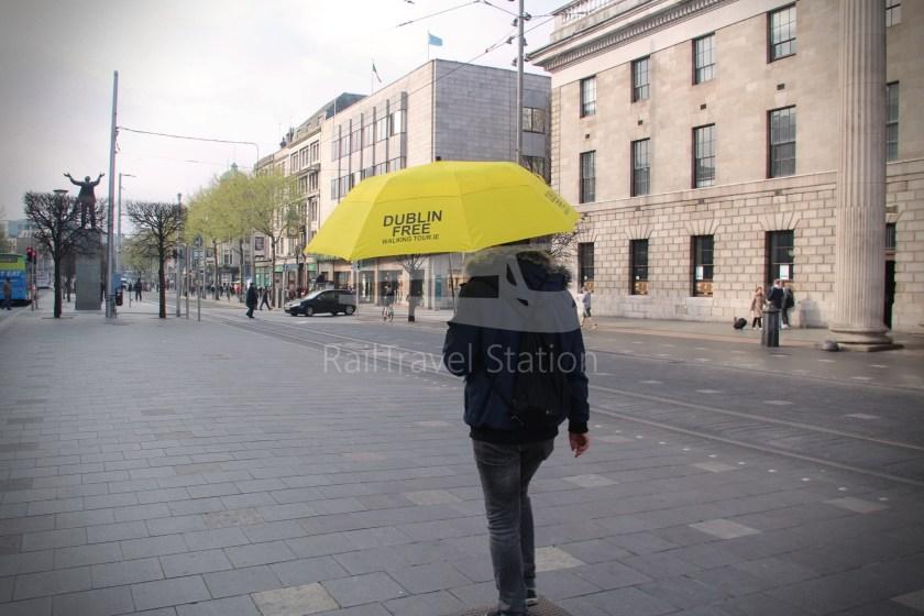 Dublin Yellow Umbrella Free Walking Tours South Side 005