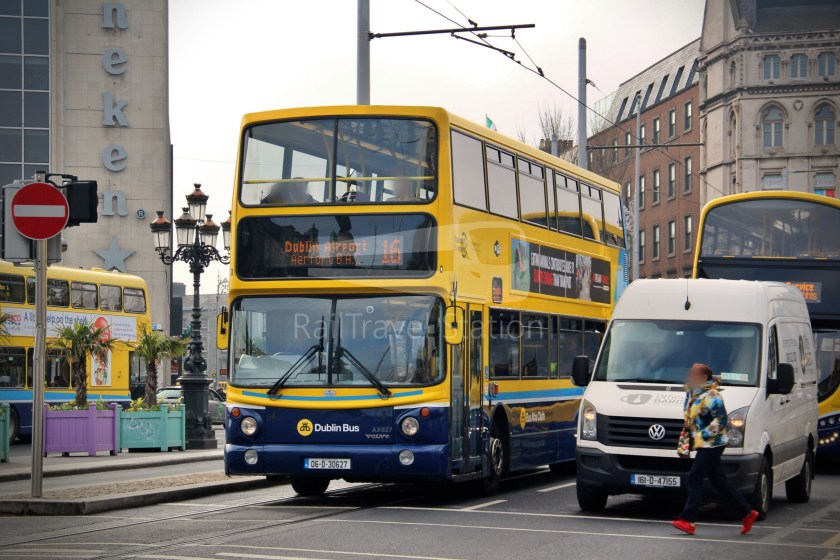 Dublin Yellow Umbrella Free Walking Tours South Side 011