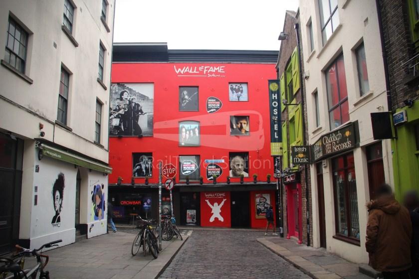 Dublin Yellow Umbrella Free Walking Tours South Side 024