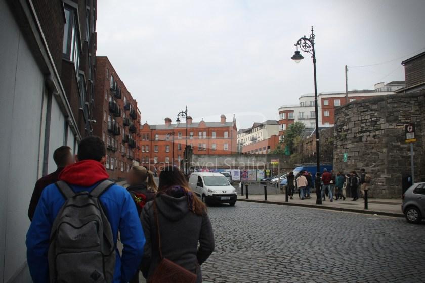 Dublin Yellow Umbrella Free Walking Tours South Side 050