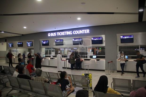 Ekspres Kesatuan Penang Sentral Alor Setar Shahab Perdana 003
