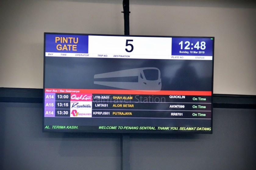 Ekspres Kesatuan Penang Sentral Alor Setar Shahab Perdana 009