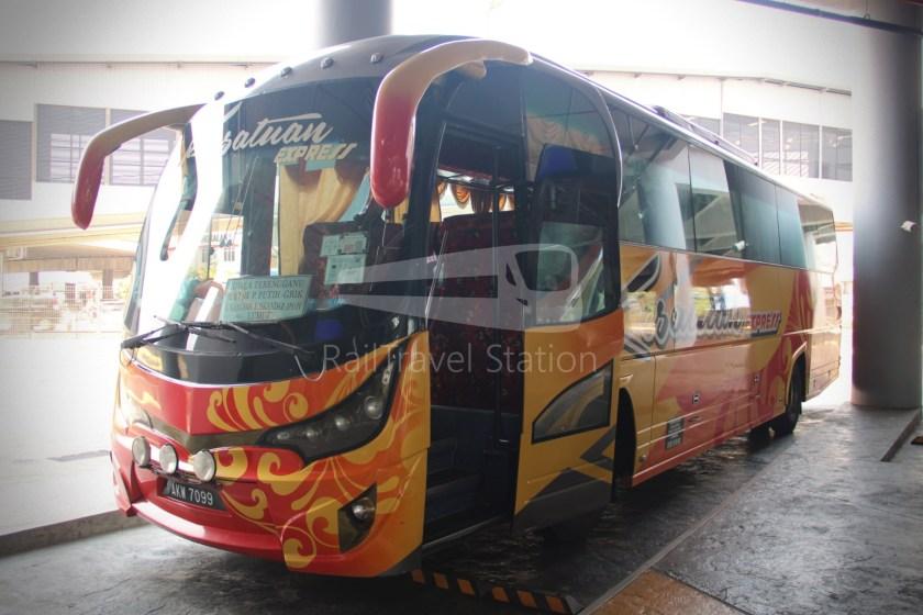 Ekspres Kesatuan Penang Sentral Alor Setar Shahab Perdana 013