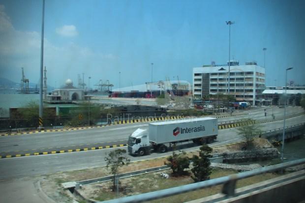 Ekspres Kesatuan Penang Sentral Alor Setar Shahab Perdana 023