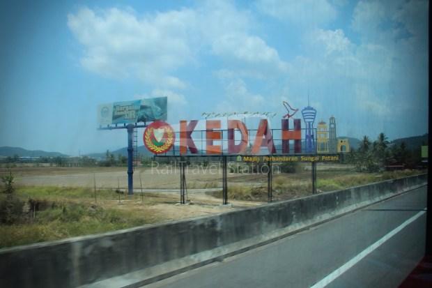 Ekspres Kesatuan Penang Sentral Alor Setar Shahab Perdana 030