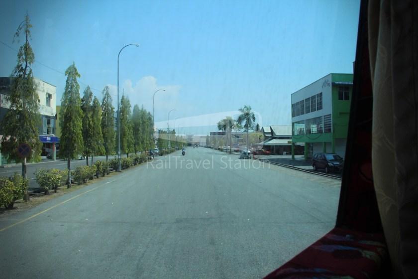 Ekspres Kesatuan Penang Sentral Alor Setar Shahab Perdana 055