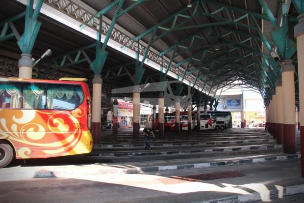 Ekspres Kesatuan Penang Sentral Alor Setar Shahab Perdana 060