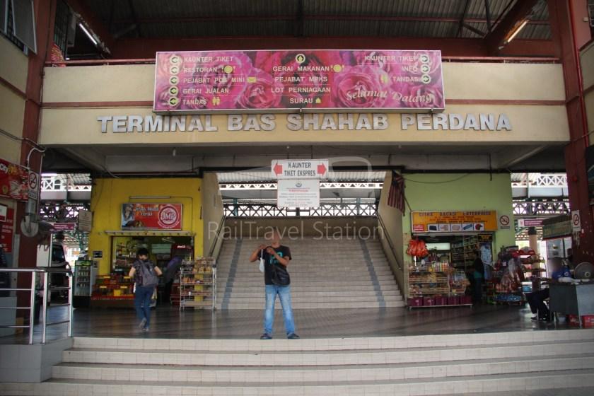 Ekspres Kesatuan Penang Sentral Alor Setar Shahab Perdana 064