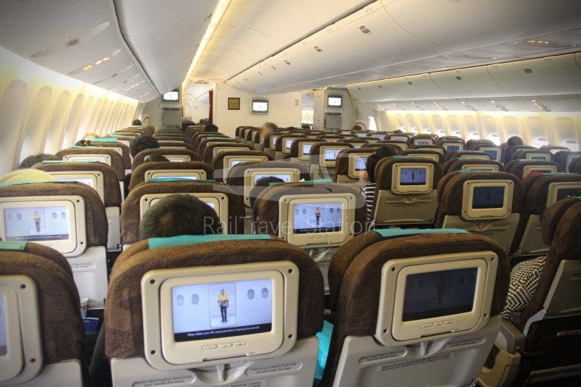 Garuda Indonesia GA86 SIN LHR 13W