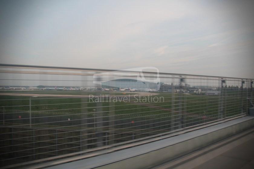 Heathrow Pod Pod Parking Station B Terminal 5 016