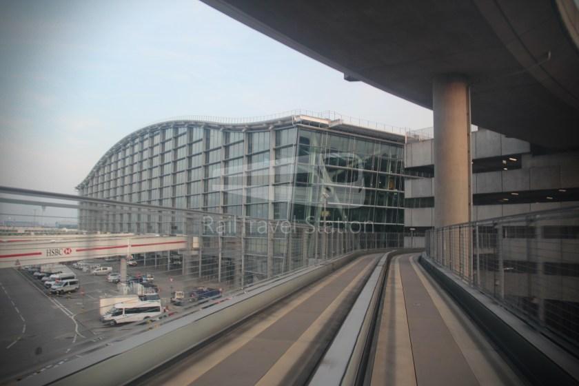 Heathrow Pod Pod Parking Station B Terminal 5 022