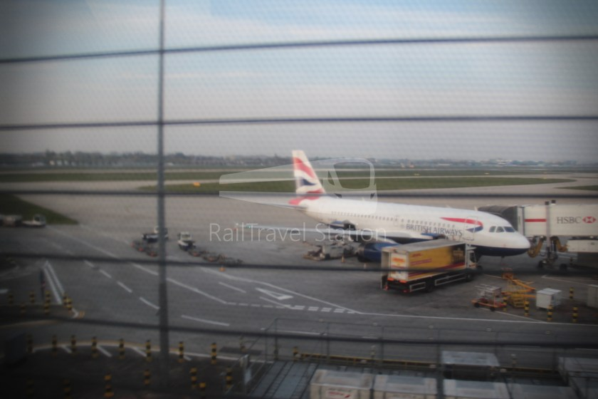 Heathrow Pod Terminal 5 Pod Parking Station A 013