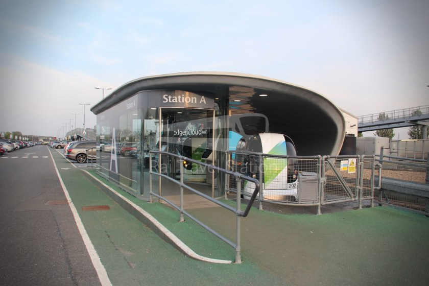 Heathrow Pod Terminal 5 Pod Parking Station A 027
