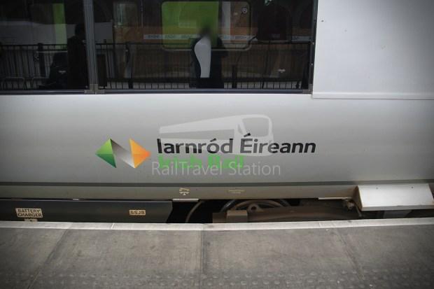 IE Irish Rail 22000 Class InterCity Railcar Exploration 004