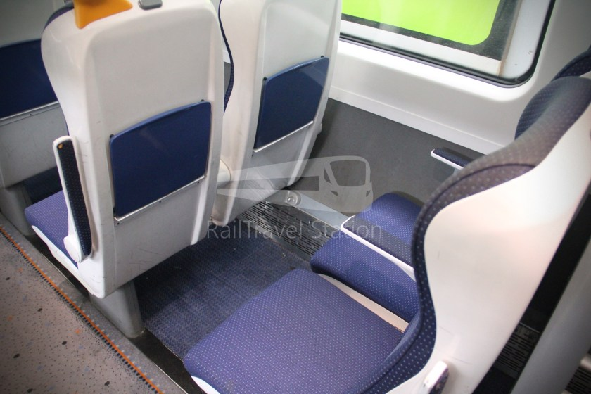 IE Irish Rail 22000 Class InterCity Railcar Exploration 013