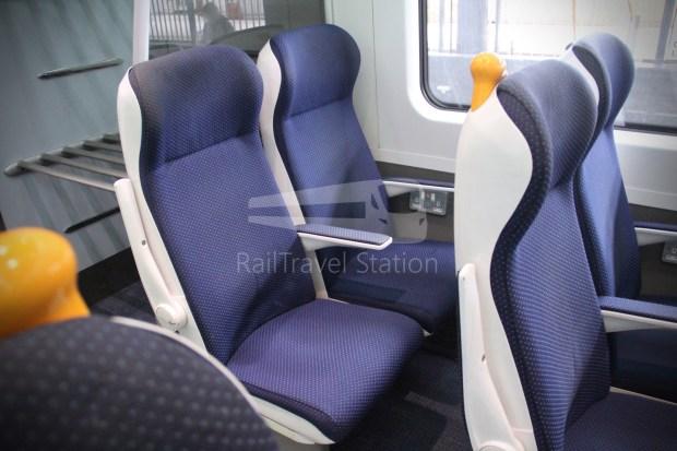 IE Irish Rail 22000 Class InterCity Railcar Exploration 014