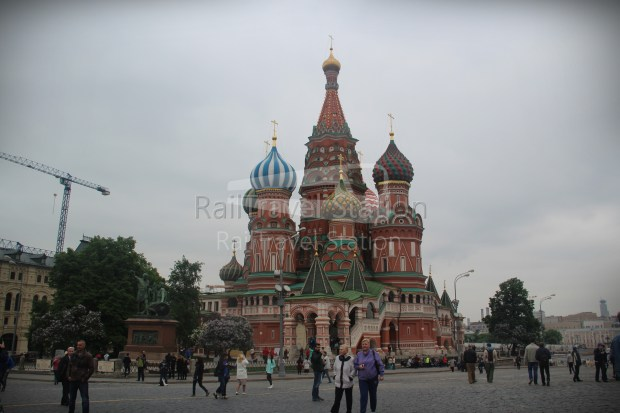 London to Singapore Day 18 Moscow 20