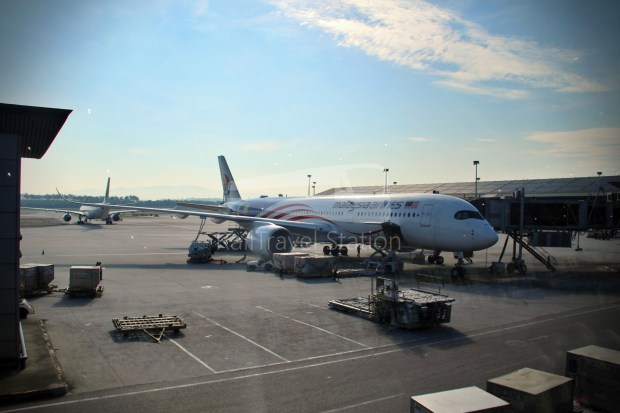 Malaysia Airlines MH4 KUL LHR 008