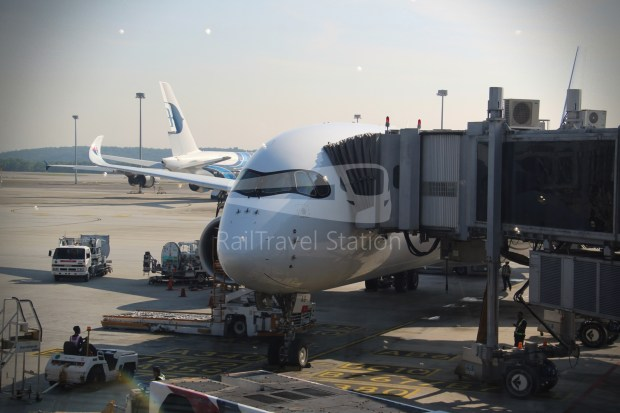 Malaysia Airlines MH4 KUL LHR 015