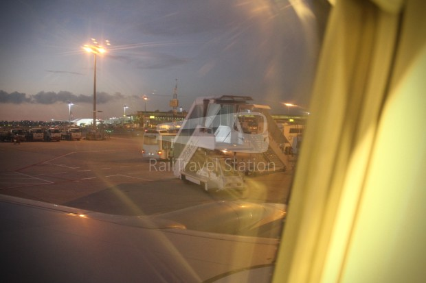 Malaysia Airlines MH602 SIN KUL for LHR 053