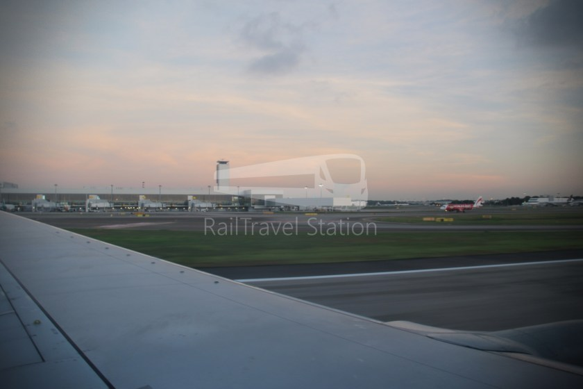 Malaysia Airlines MH602 SIN KUL for LHR 062