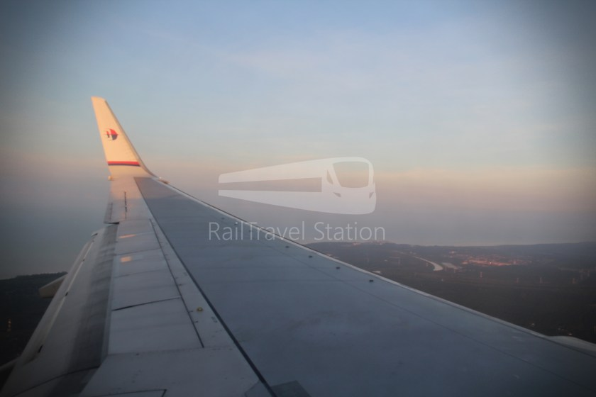 Malaysia Airlines MH602 SIN KUL for LHR 071