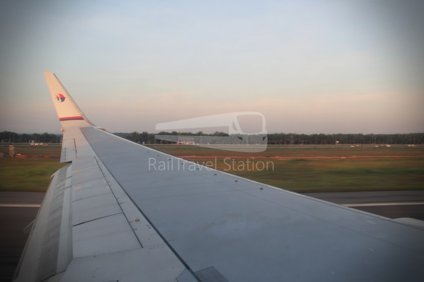 Malaysia Airlines MH602 SIN KUL for LHR 073